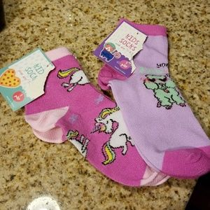 Other - Adorable little girls socks